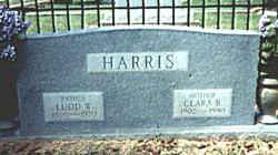 Ludd William Harris Sr.