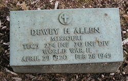 Dewey H. Allen