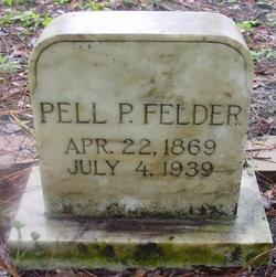 """Pellham President """"Pell"""" Felder"""