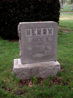 Eliza A. Henry
