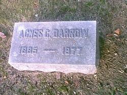 Agnes Isbel <I>Campbell</I> Darrow