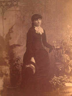 "Kate Kathleen ""Lottie A. Bernard"" <I>Farmer</I> Morgan"