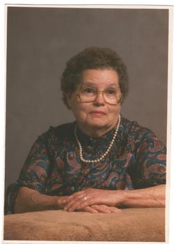 Elizabeth Carol <I>Hamner</I> Peck