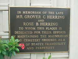 Rose <I>Baysinger</I> Herring
