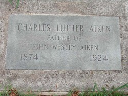 Charles Luther Aiken