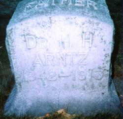 Dr Henry H. Arntz