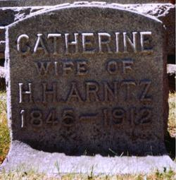 Catherine <I>Kirvin</I> Arntz