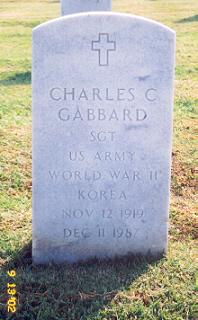 Charles Calvin Gabbard
