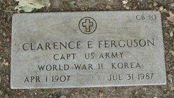 Clarence Elmer Ferguson