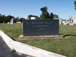 Willow Wild Cemetery