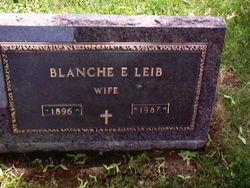 Blanche E. Leib
