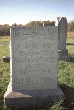 Andrew Jackson Balliet