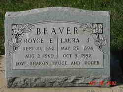 Laura Janet <I>Benn</I> Beaver