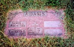Daniel Leslie Adams