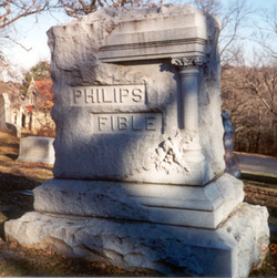 Col John Finis Philips