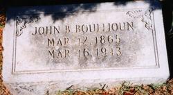 John Bernard Boullioun