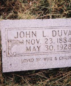 John Lafayette Duvall