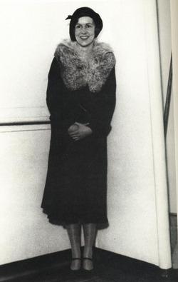 Elisabeth Reeve <I>Morrow</I> Morgan