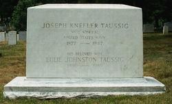 Adm Joseph Knefler Taussig