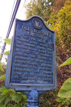 Harrington Park Old Burial Ground