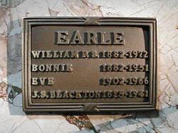 """Blanche """"Bonnie"""" Earle"""