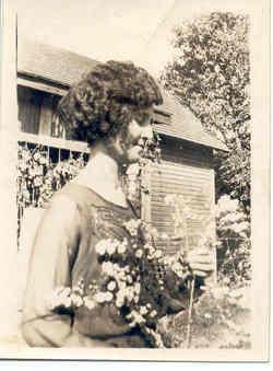 Clara Maude <I>McCarty</I> Allison