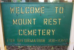 Mount Rest Cemetery