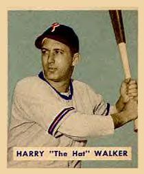 "Harry William ""Harry the Hat"" Walker"