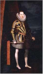 King Felipe III