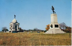 1st Minnesota Infantry Monument