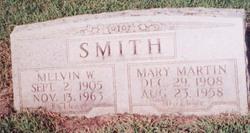 Melvin William Smith, Sr