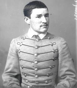 Maj George Edward Pickett Jr.