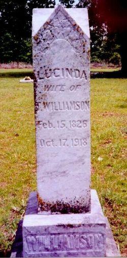 Lucinda Hester <I>Miller</I> Williamson