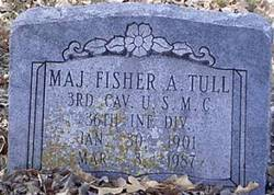 Maj Fisher A Tull