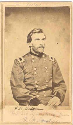 Grenville Mellen Dodge