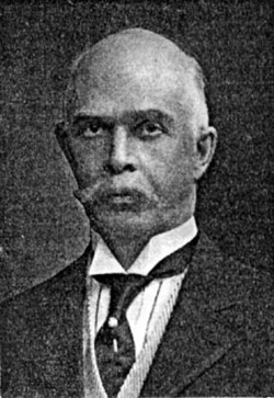 Albert Allmand Blow