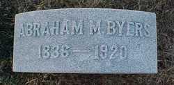Abraham M. Byers