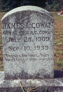 James Lee Cowan