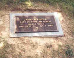James A. Kinder