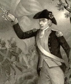 "Francis ""Swamp Fox"" Marion"