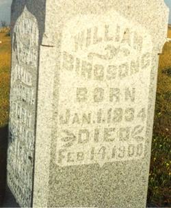 William Birdsong