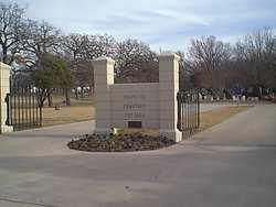 Emanu-El Cemetery