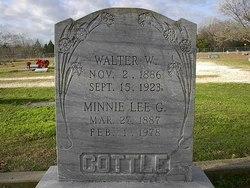 Walter William Cottle