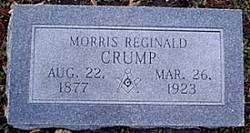 Morris Reginald Crump