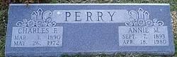 Annie Mae <I>Roy</I> Perry