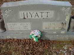 Effie <I>Johnson</I> Hyatt