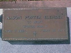 Nason Porter Ellender
