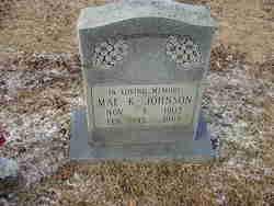 Mae K. Johnson