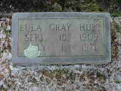 Eula <I>Gray</I> Hunt