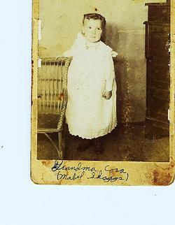 Mabel Izetta <I>Skaggs</I> Cora